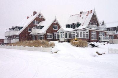 Langeoog im Winter ist ein ganz besonderes Erlebnis – Sehen Sie selbst!