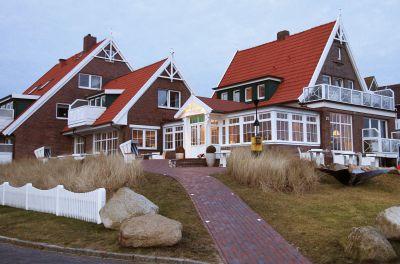 Das Hotel Norderriff steht für die moderne Interpretation Ostfrieslands
