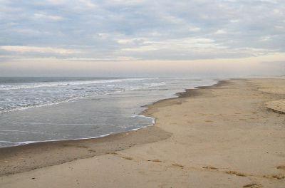 Schier unendlich: Langeoogs Sandstrände